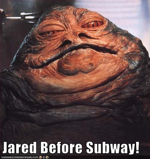 Jared Before Subway!