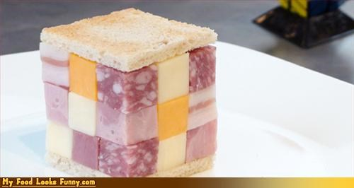 cheese,dairy,rubix cube,toy