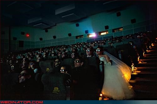 They Couldn't Miss The Opening Of Avatar