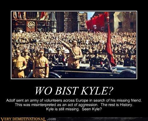 Wo Bist Kyle?