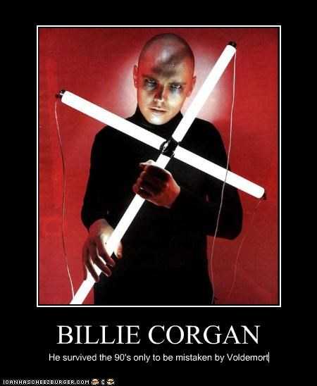 BILLIE CORGAN