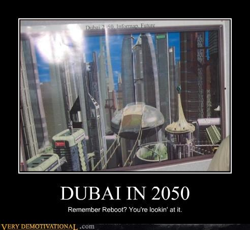 Dubai Will Be Awesome