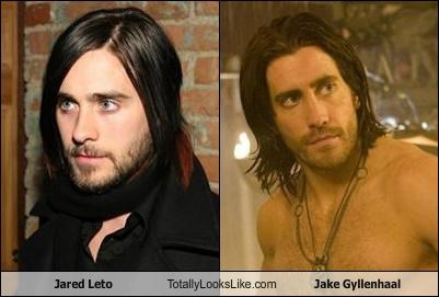 Jared Leto Totally Looks Like Jake Gyllenhaal