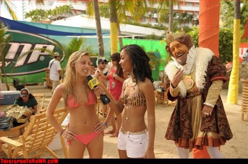 awesome,babes,beach bikini,burger king,Celebrity Edition,interview