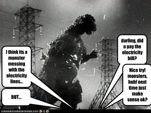 darling, did u pay the electricity bill?