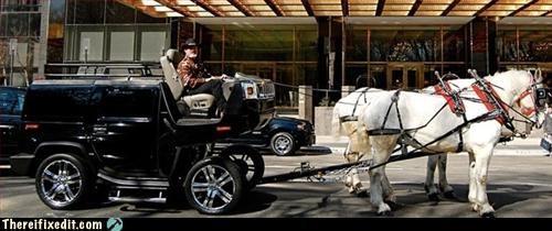 car,horse,hummer,mod,not street legal