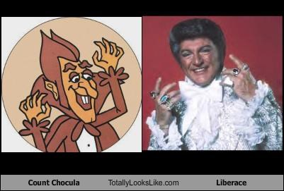 Count Chocula Totally Looks Like Liberace