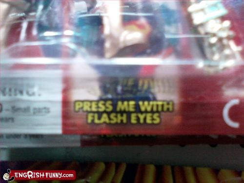 Don't Flash Anything Else