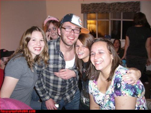 Bombosaurus,creeps,girls,Party,yikes
