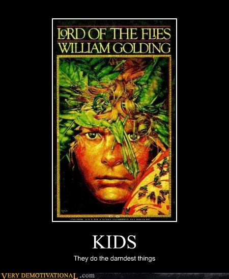 kids,book,lord of the flies