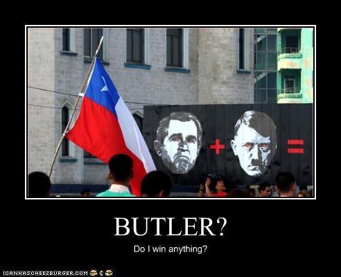 BUTLER?