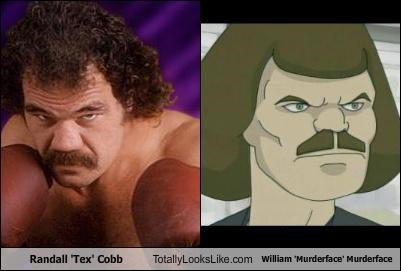 actor,boxer,boxing,cartoons,Randall Tex Cobb,sports,william murderface
