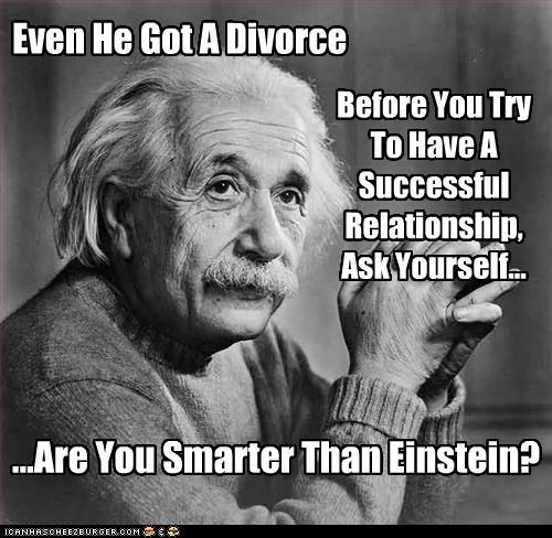 Even He Got A Divorce