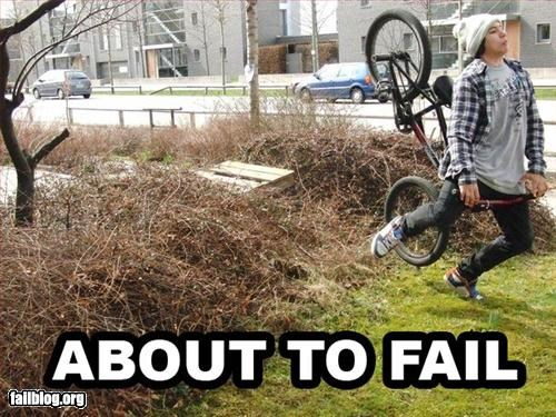 Dirtbiking Fail