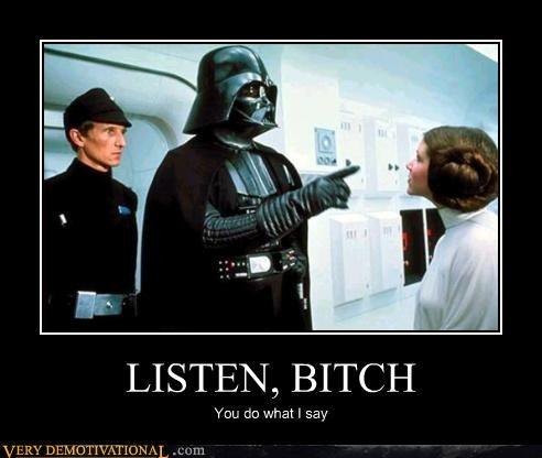 LISTEN, b*tch