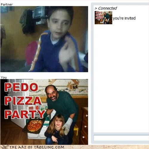 Pedo Pizza Party