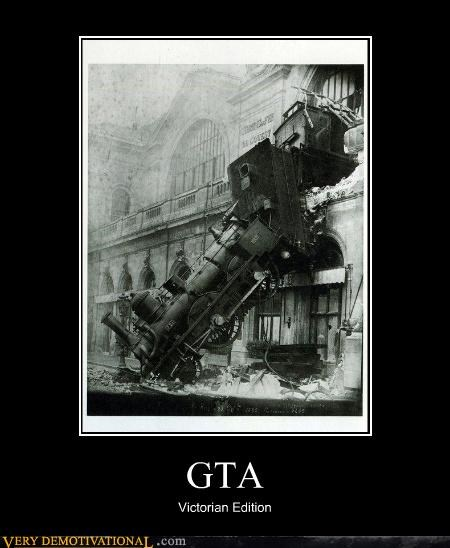 accidents,Grand Theft Auto,Pure Awesome,Terrifying,trains