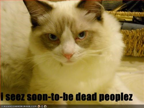 i seez soon-to-be dead peoplez