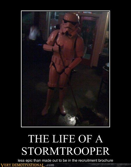 Stormtroopers Are Boring