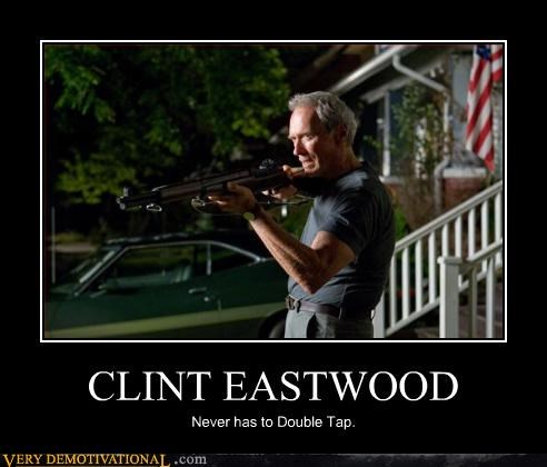 Clint Doesn't Follow the Rules