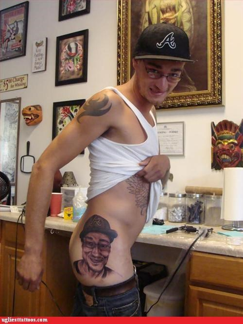 butt tats,portraits