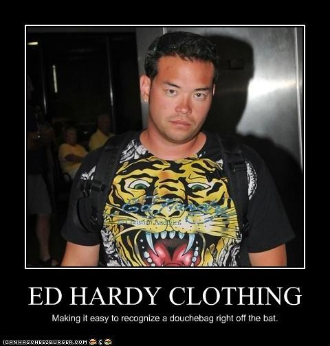 ED HARDY CLOTHING
