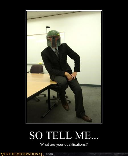 Your Boss Is a Bounty Hunter?