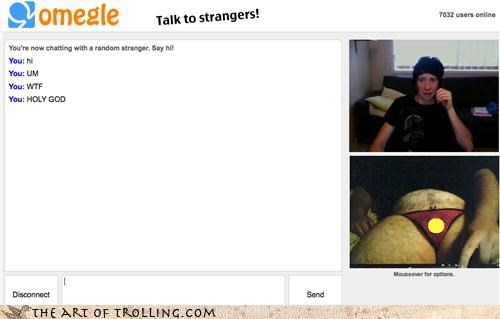 Chat Roulette,dude,gross,hairy,small