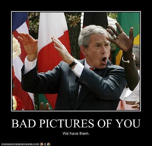 BAD PICTURES OF YOU