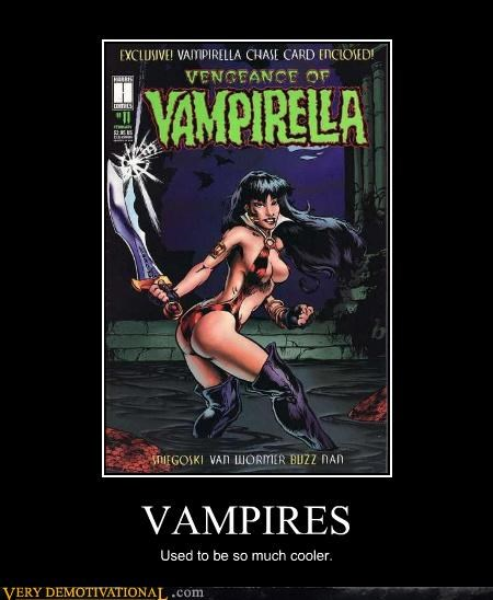 Hooray for Vampirella