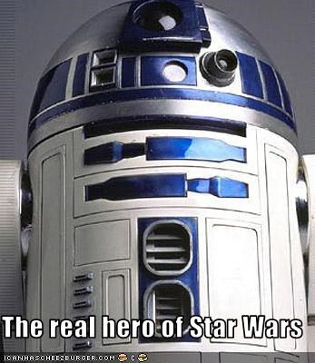 The real hero of Star Wars