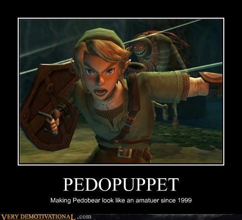 When Did Legend of Zelda Get So Creepy