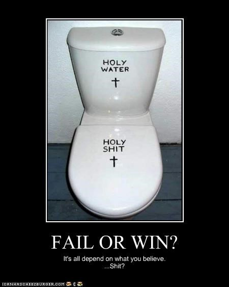 FAIL OR WIN?