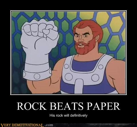 Rock Beats Everything