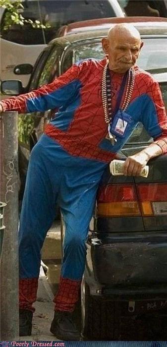 costume,old people