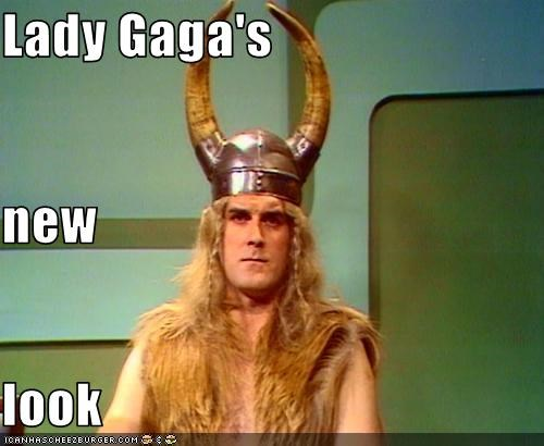 Lady Gaga's new look