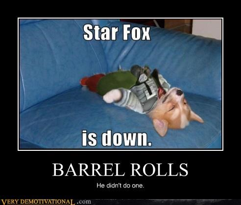 Always Barrel Roll!