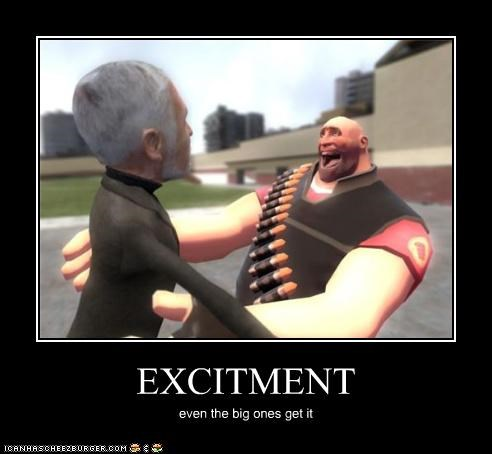 EXCITMENT
