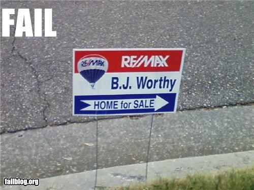 Realtor Name fail