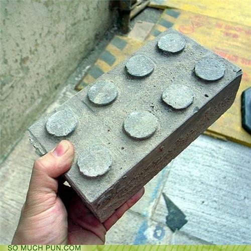 brick,lego,life sized,literal