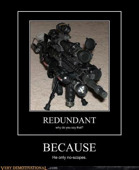 wtf,gun,no scope,sights