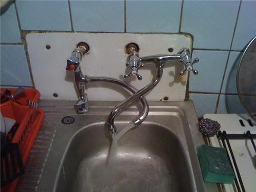 Fun With Faucets