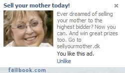 facebook ads,holidays,making money,mothers