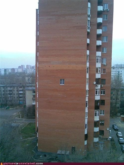 One Is The Loneliest Window