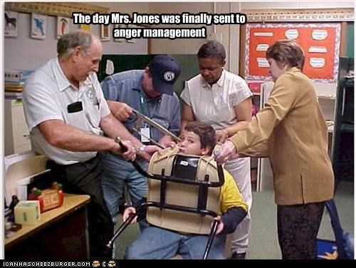 the day Mrs Jones