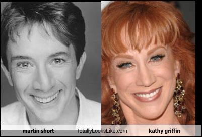 martin short Totally Looks Like kathy griffin