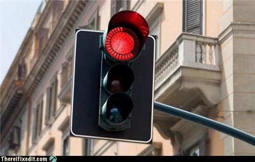 Red Light Progress Bar