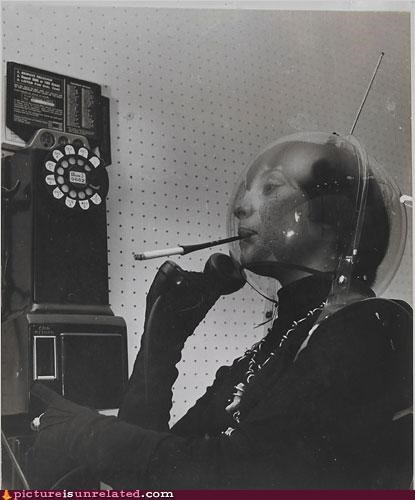 Aliens,phone,vintage,wtf