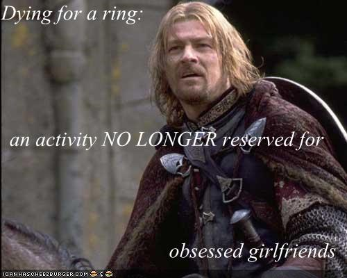 actor,Death,die,girlfriend,Lord of the Rings,marriage,movies,obsession,sci fi,sean bean