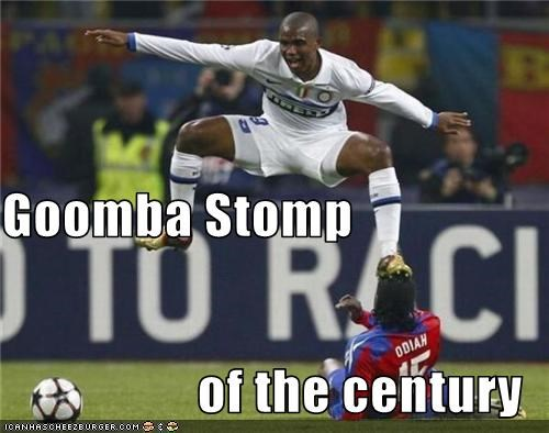 Goomba Stomp of the century